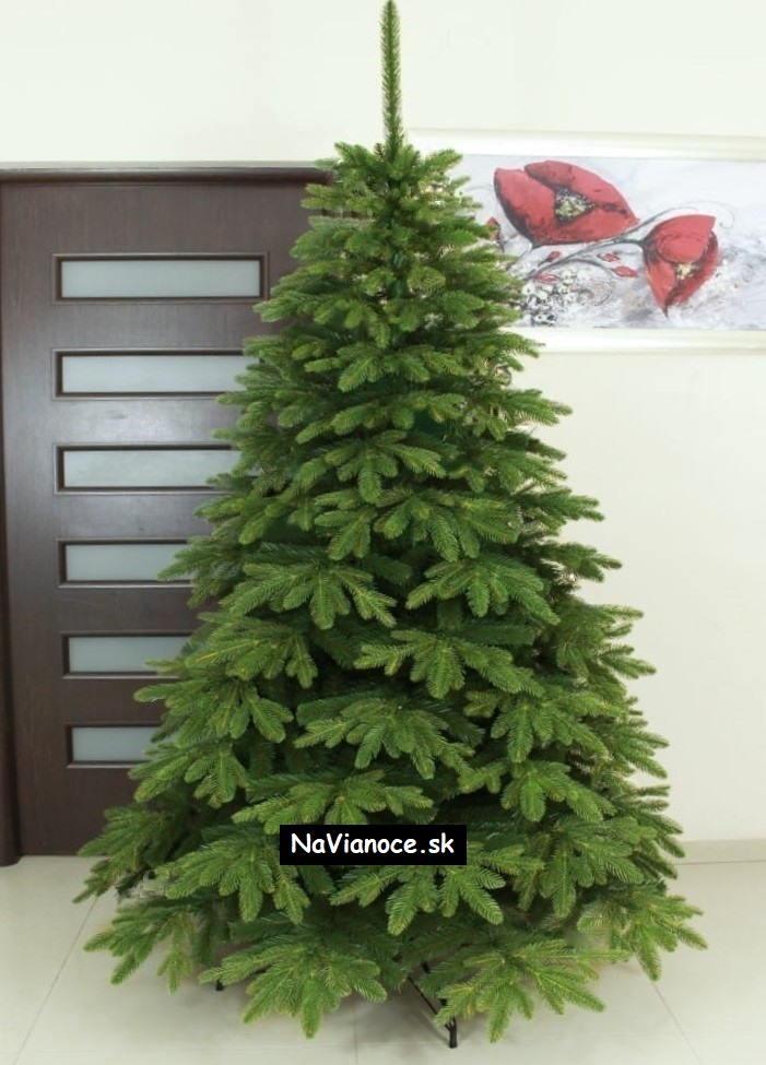 prírodný vianočný stromček 3d halúzky