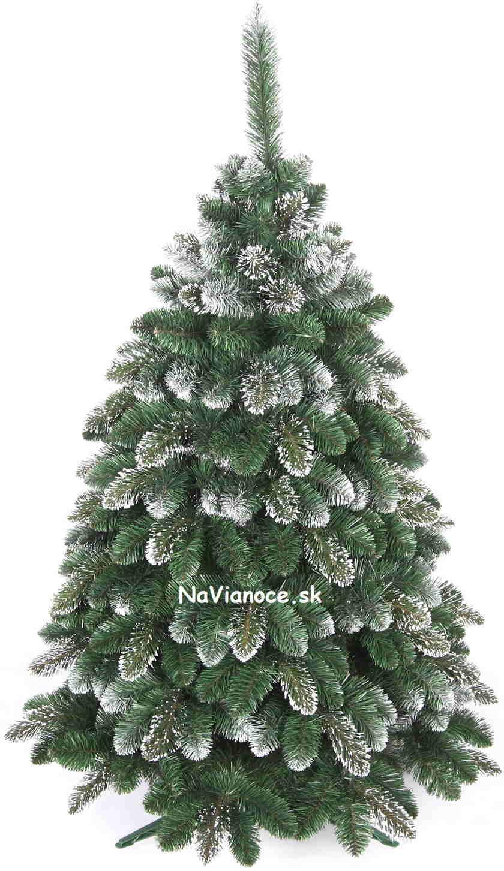 zasnežený biely vianočný stromček sneh