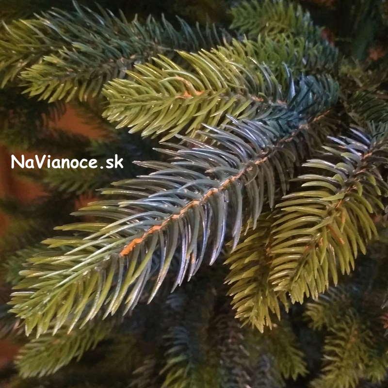 úzke vianočné stromčeky