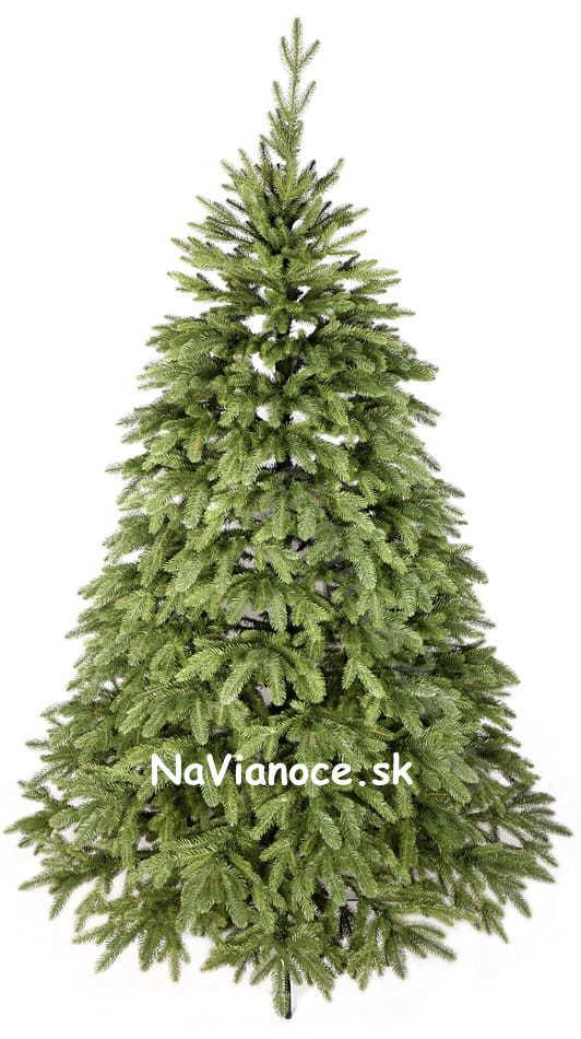 vianočný stromček full celý 3D ihličie