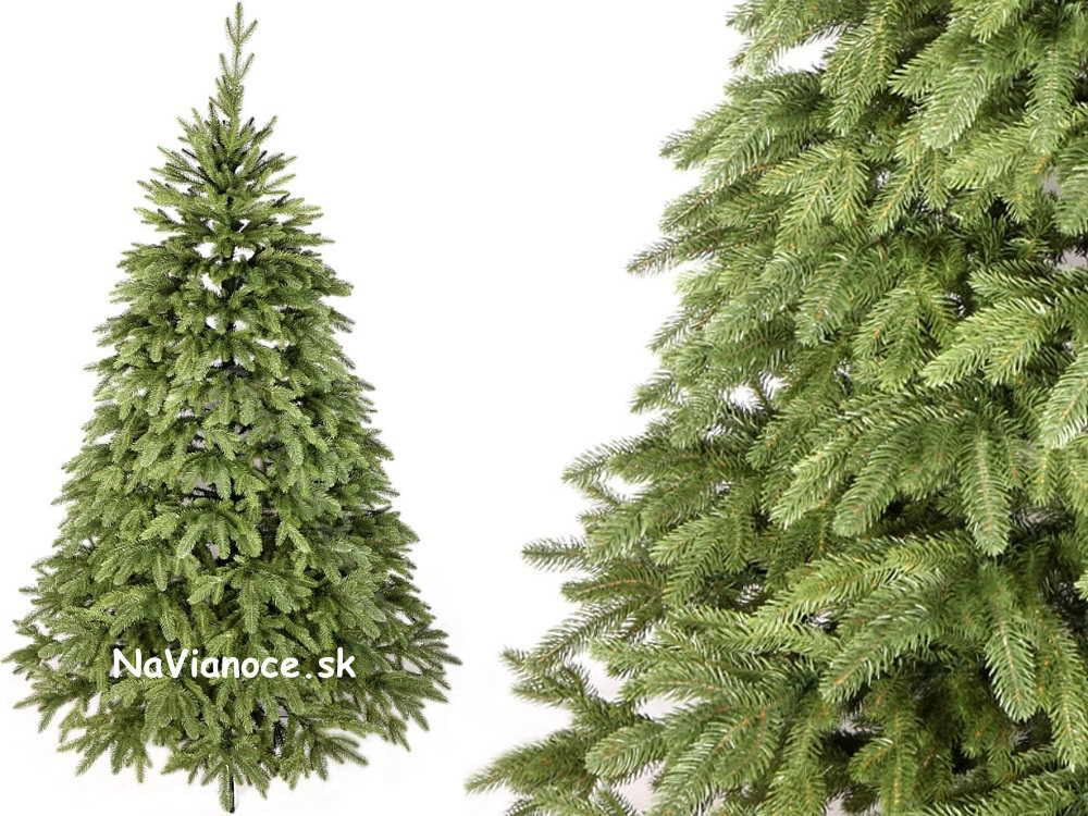 vianočný stromček umelý 3d ihličie