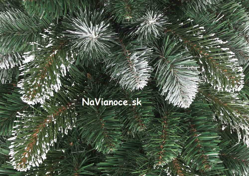 snehove-vianocne-stromceky-biele