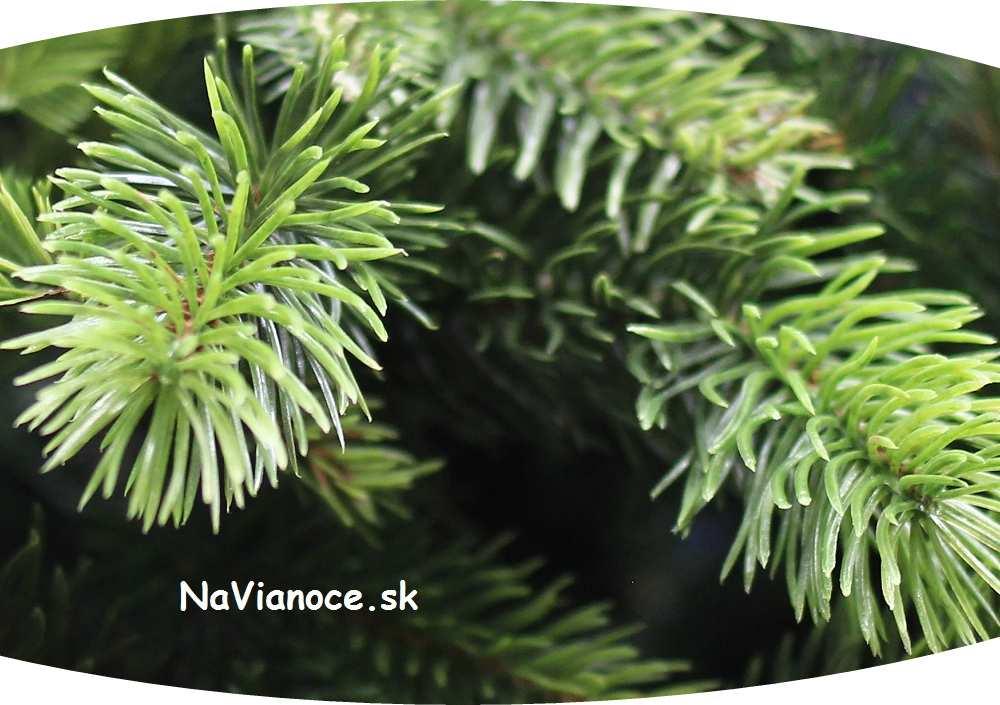stromček 3d s trojrozmerným ihličím