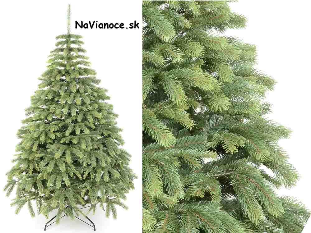 umelé stromčeky na Vianoce 150 cm