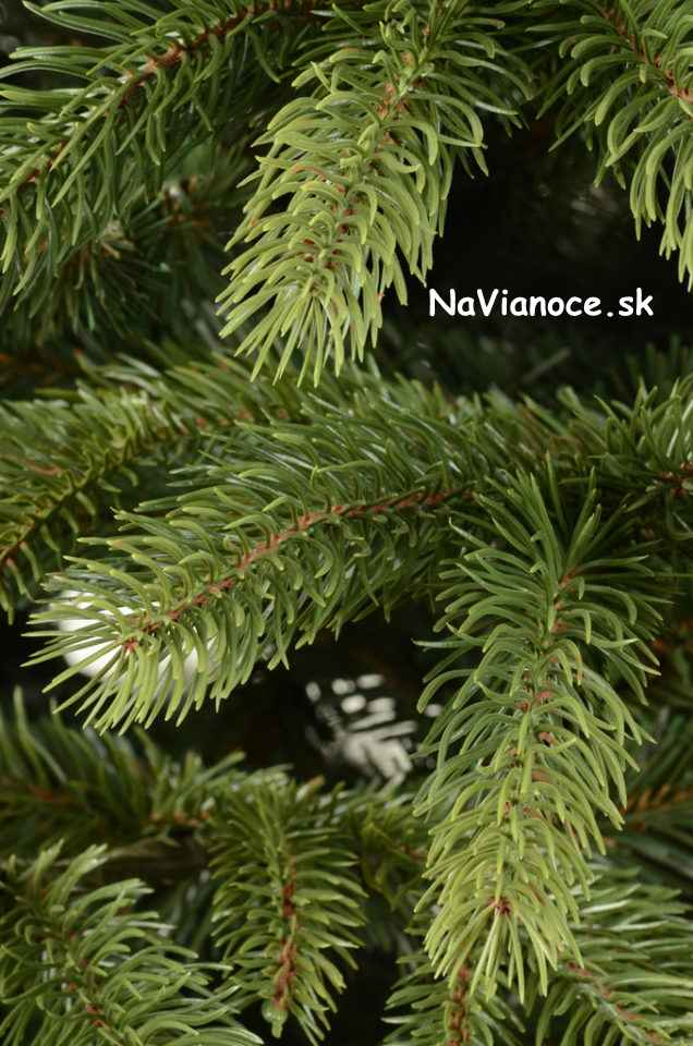 vianočné 3d stromčeky husté
