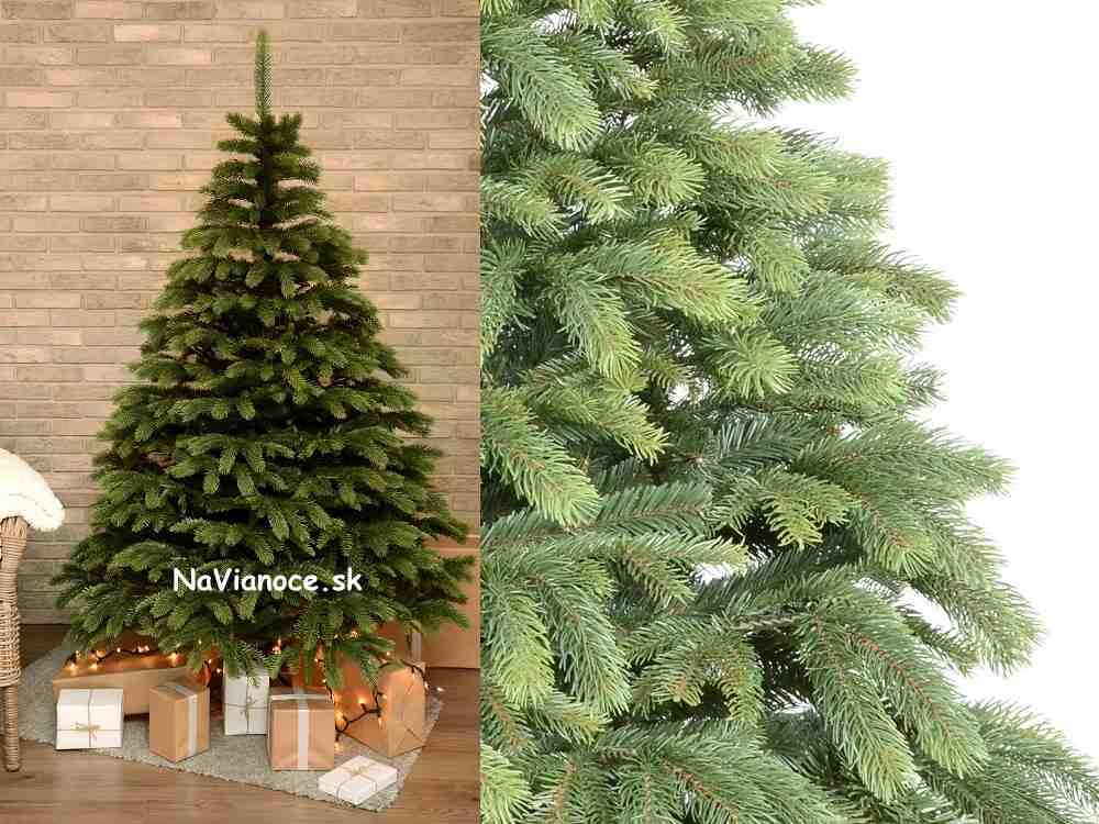 umelý vianočný stromček 150 cm