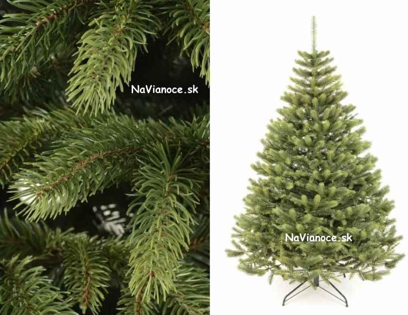 vianočné husté stromčeky