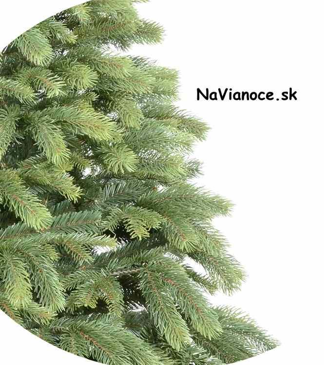 umelé vianočné stromčeky 3D na Vianoce