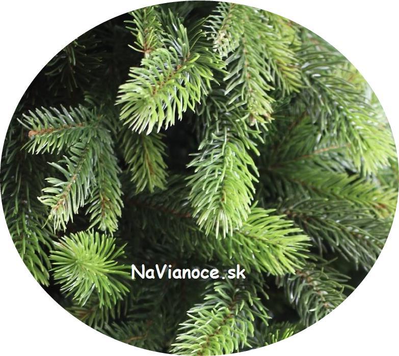 umelé husté vianočné stromčeky 3d