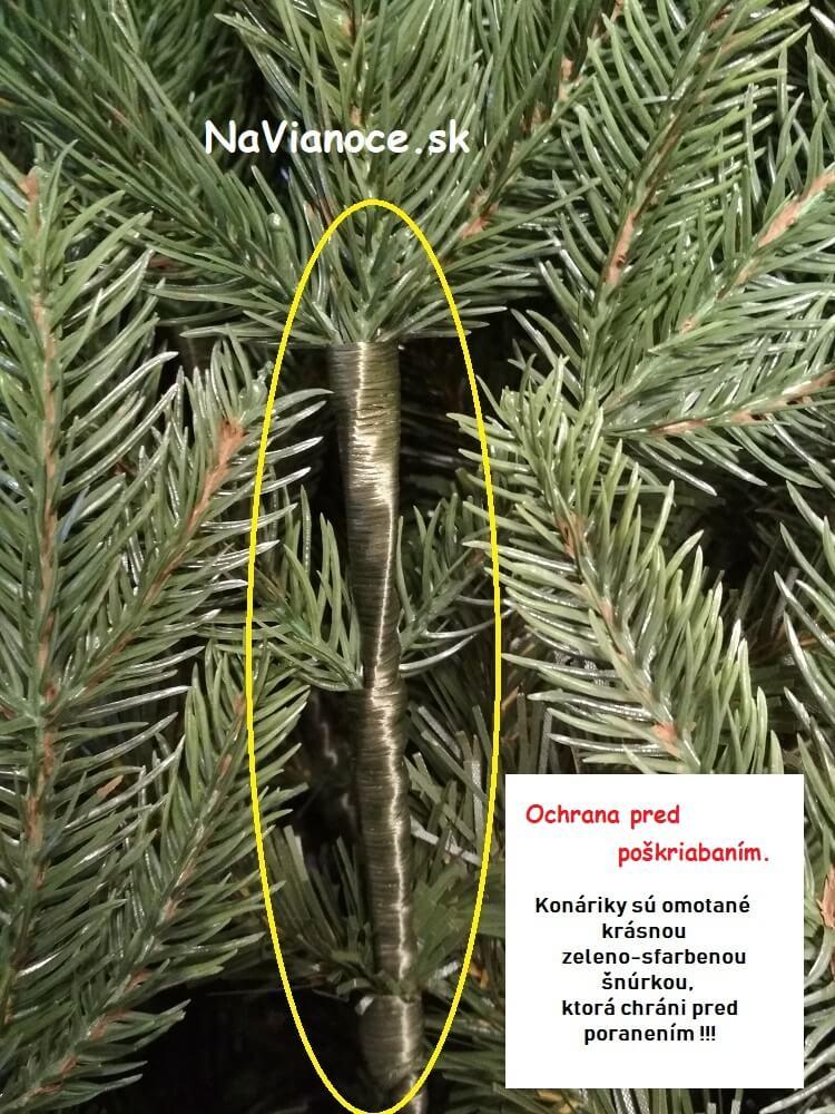 ochrana vianočného stromčeka