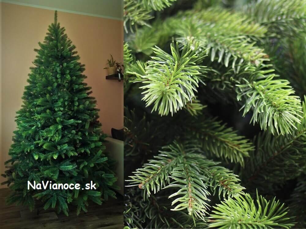 vianočný stromček umelý vianoce