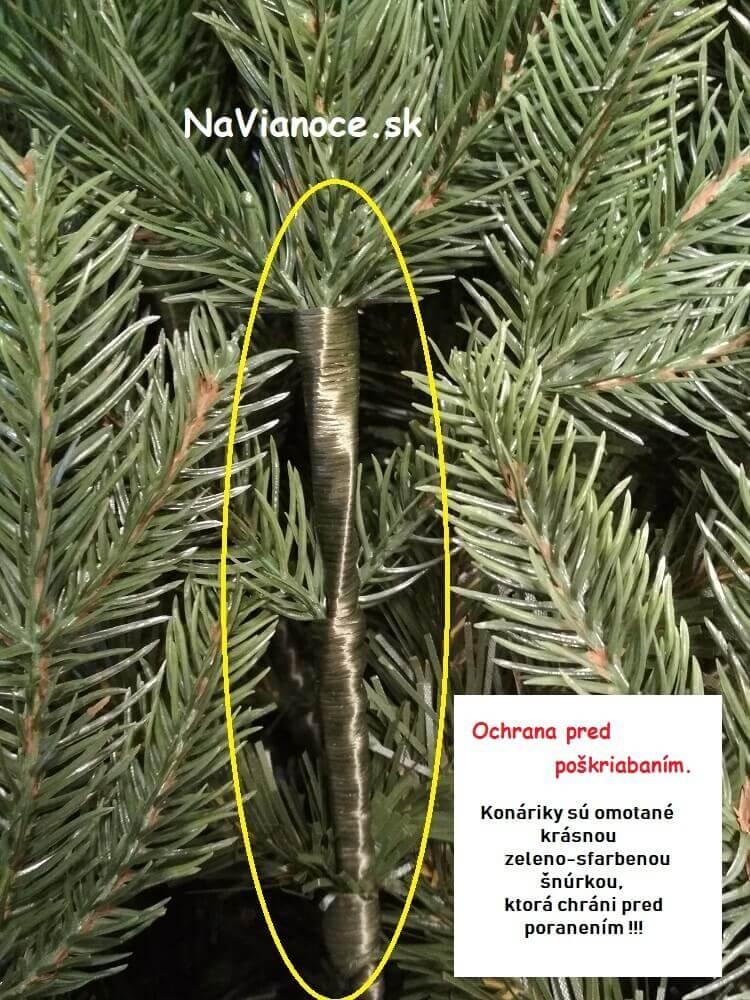 ochrana umelých vianočných stromčekov