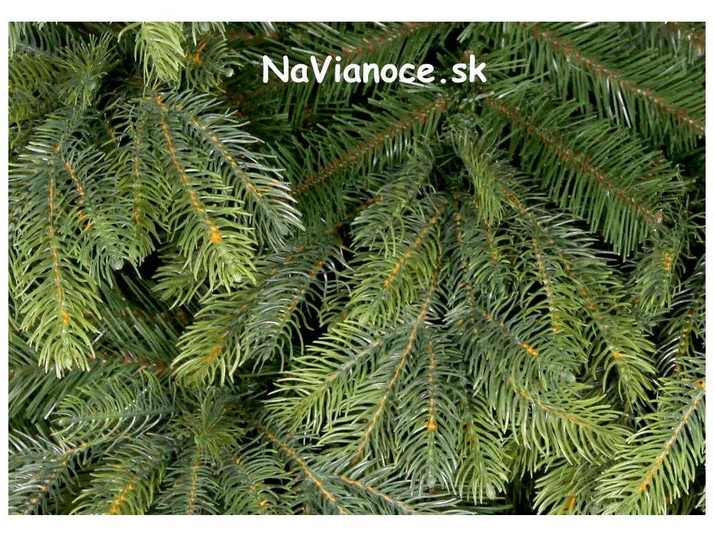 Vianočné stromčeky Jedľa prírodná 3D+2D