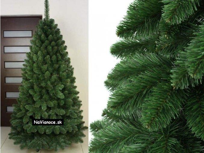 klasický vianočný stromček