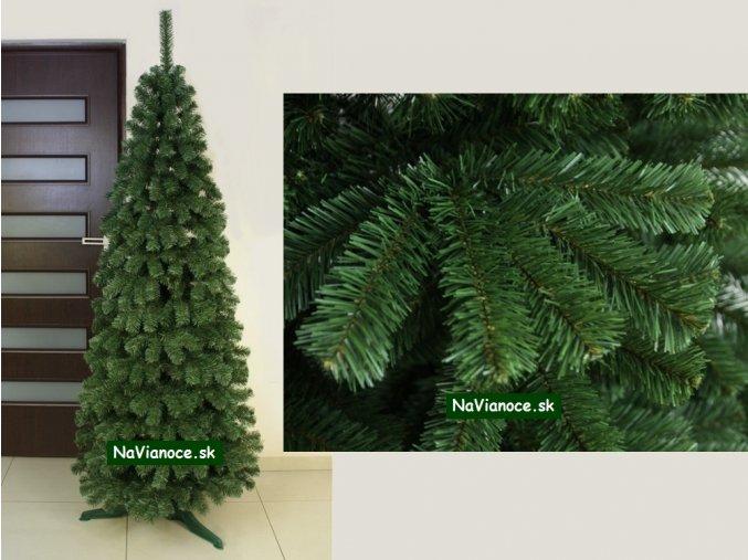 vianočné stromčeky Tuje smreky