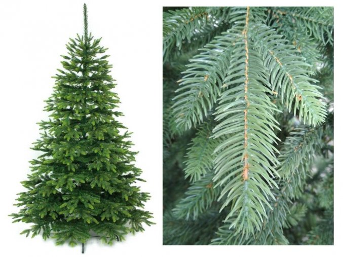 kvalitny umely vianocny stromcek
