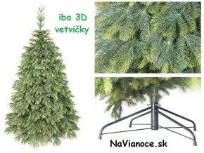 cely 3d vianočný stromček