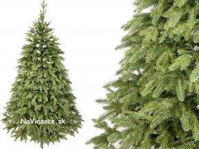 vianočný stromček celý 3d ihličie