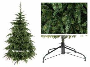 vianočný stromček nepravidelný