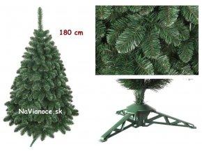 vianočný umelý stromček borovica 180 cm