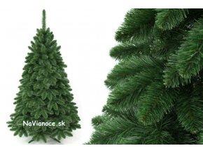 moderný umelý vianočný stromček borovica klasik