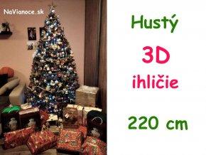 elegantny umely vianocny stromcek