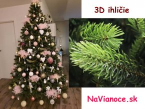 najpredavanejsi umely vianocny stromcek