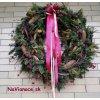 originalne vianocne dekoracie na stenu