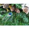 ikebana aranzman ziva cecina dusicky hroby november