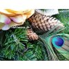 vypichovane ikebany aranzmany ziva cecina dusicky hroby november