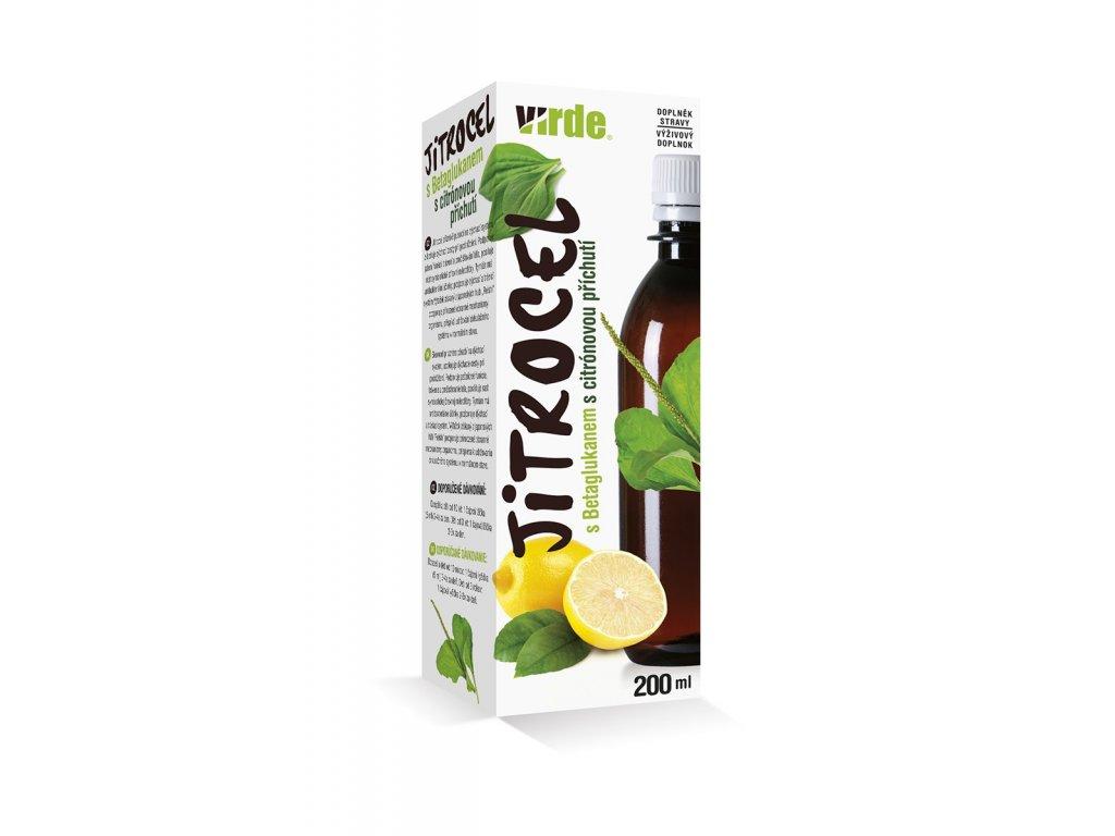 Jitrocel s betaglukanem 200 ml