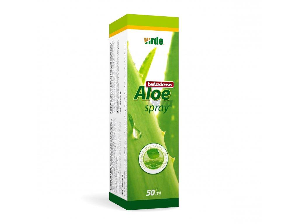 Aloe vera spray 50 ml
