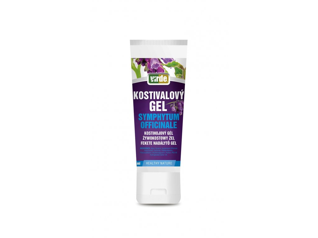 Kostivalový gel 200 ml