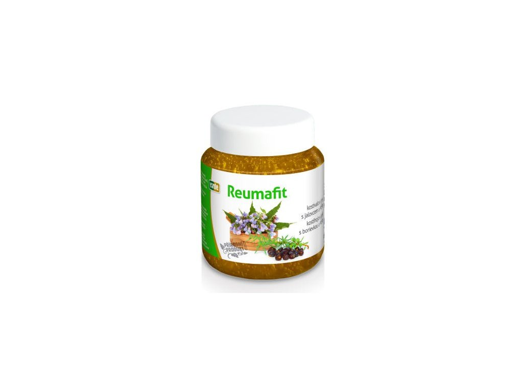 Reumafit kostivalový gel s jalovcem a MSM