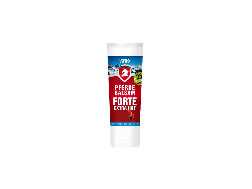 Pferde Balsam Forte Extra Hot  200 ml
