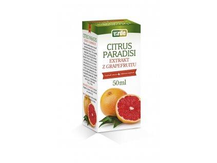 Citrus paradisi grepový extrakt 50 ml
