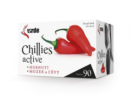 Chillies Active 90 tablet