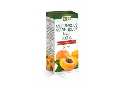 Meruňkový olej 100%