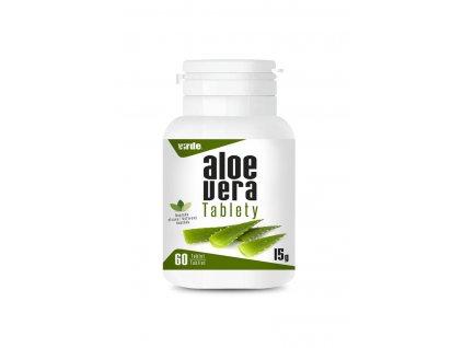 Aloe vera 60 tablet