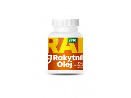 Rakytník olej 90 tobolek