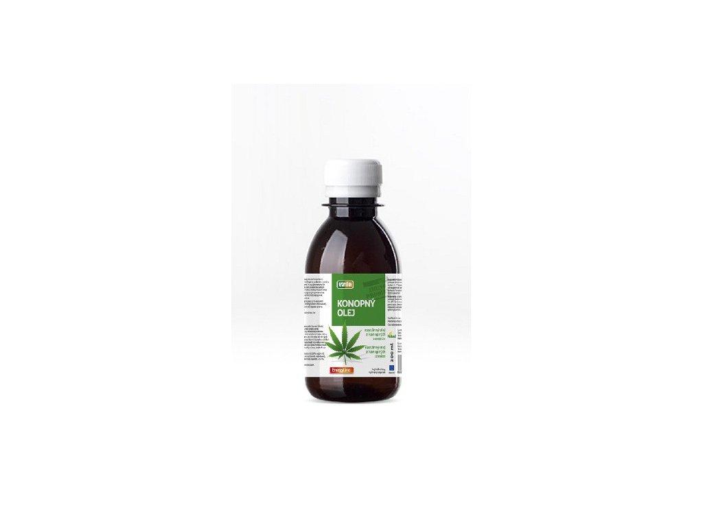 Konopný olej 200 ml