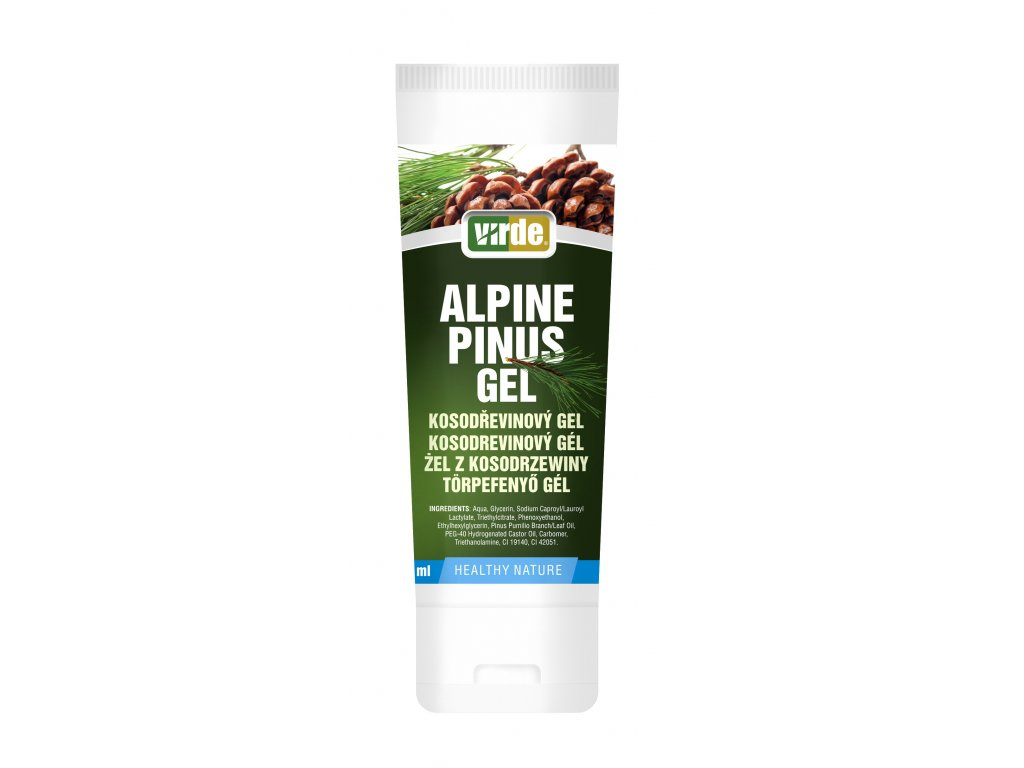 Alpine pinus gél 200 ml