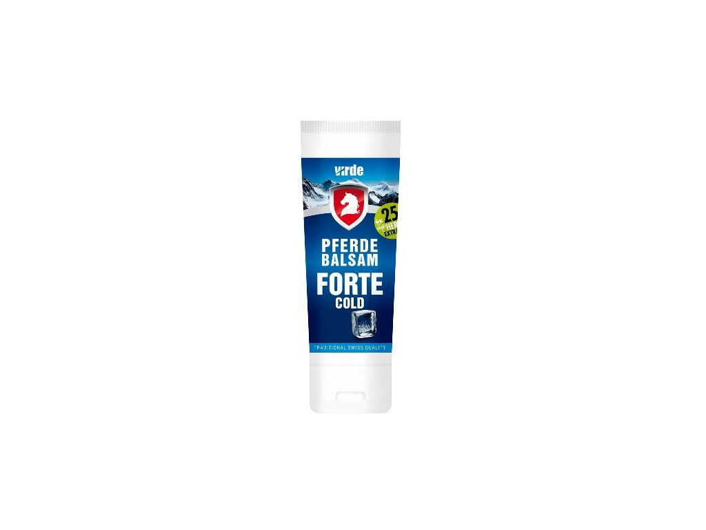 Pferde Balsam Forte Extra Cold 200 ml