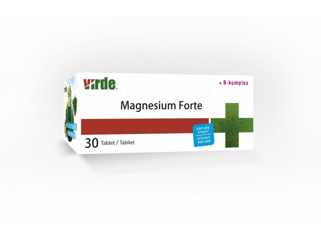 Magnesium Forte 30 tabliet