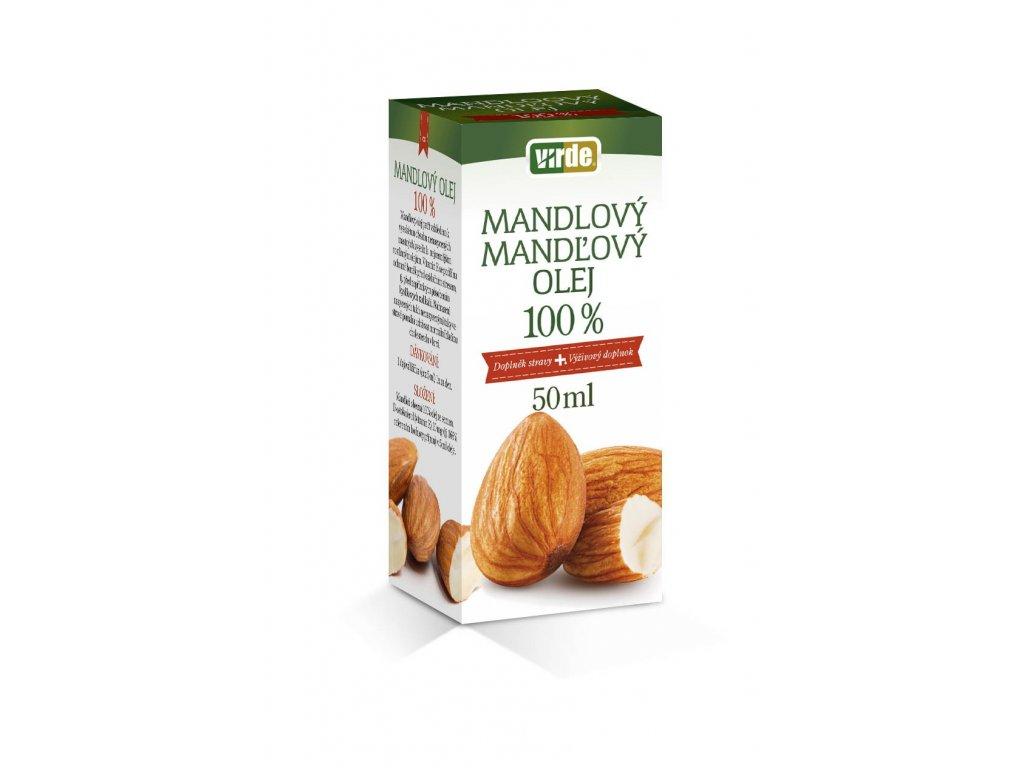 Mandľový olej 100 %