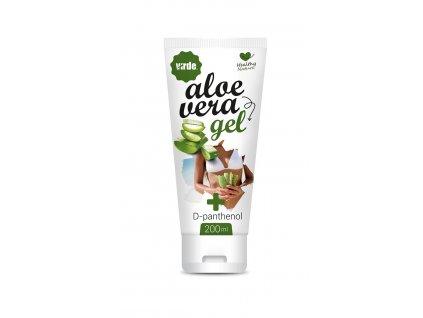 Aloe vera gél s D-panthenolom 200 ml