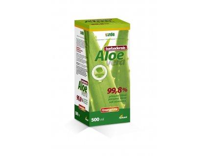 Aloe vera gél 500 ml