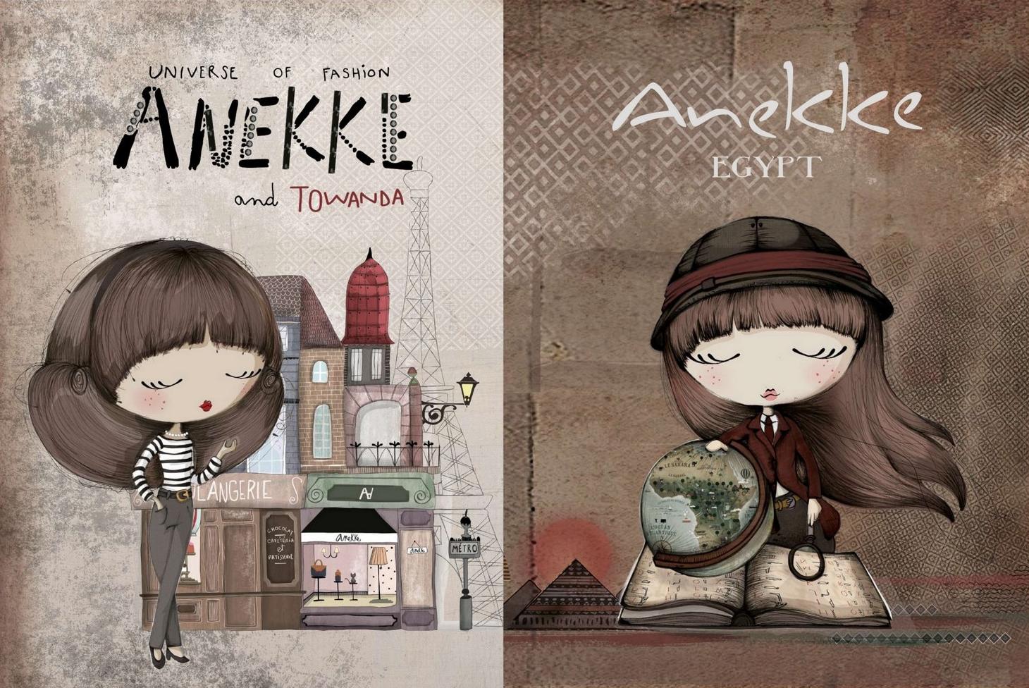 Nová jeseň/zima 2019 kolekcia španielskej značky Anekke