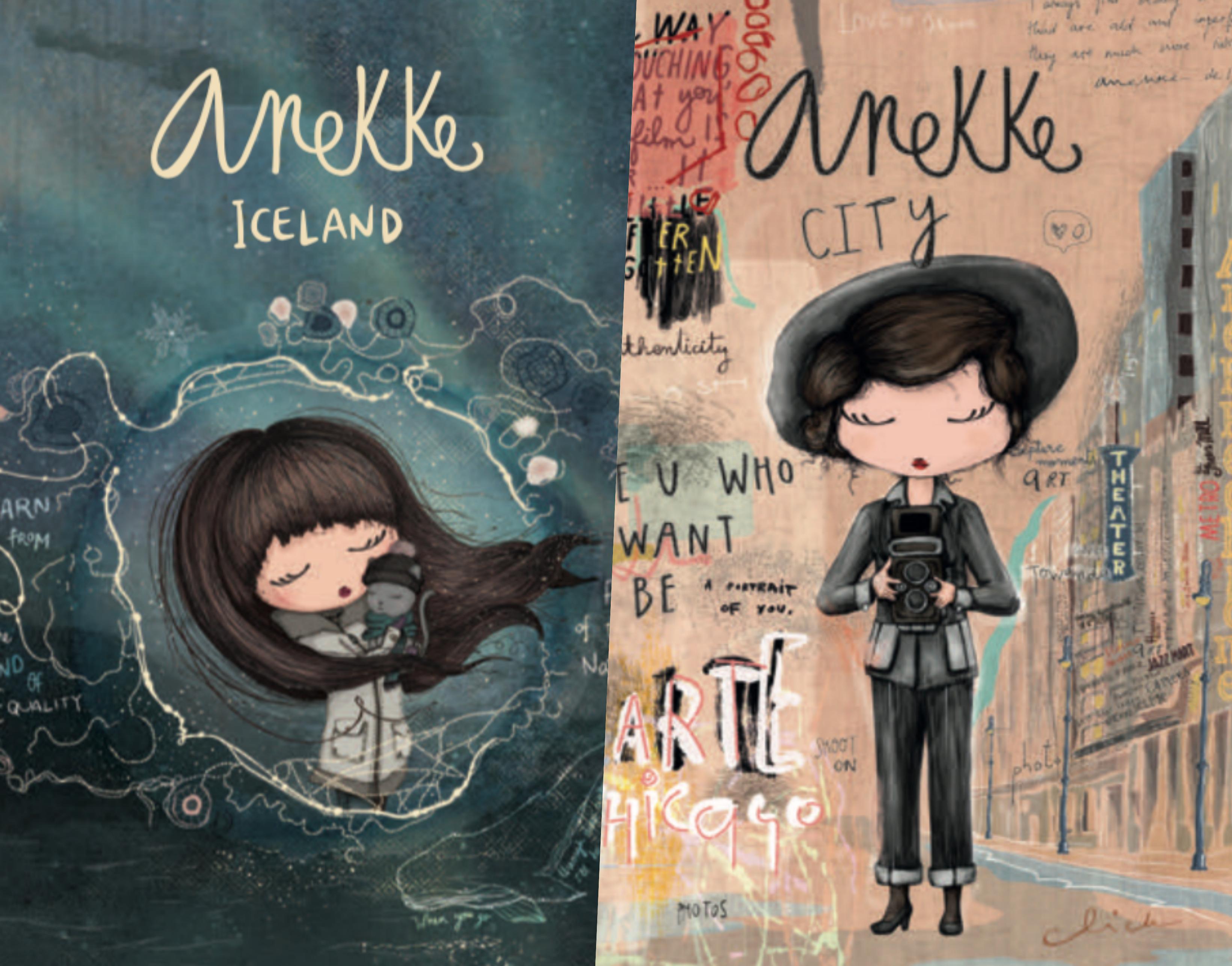 Nová kolekcia jeseň/zima 2021 španielskej značky Anekke
