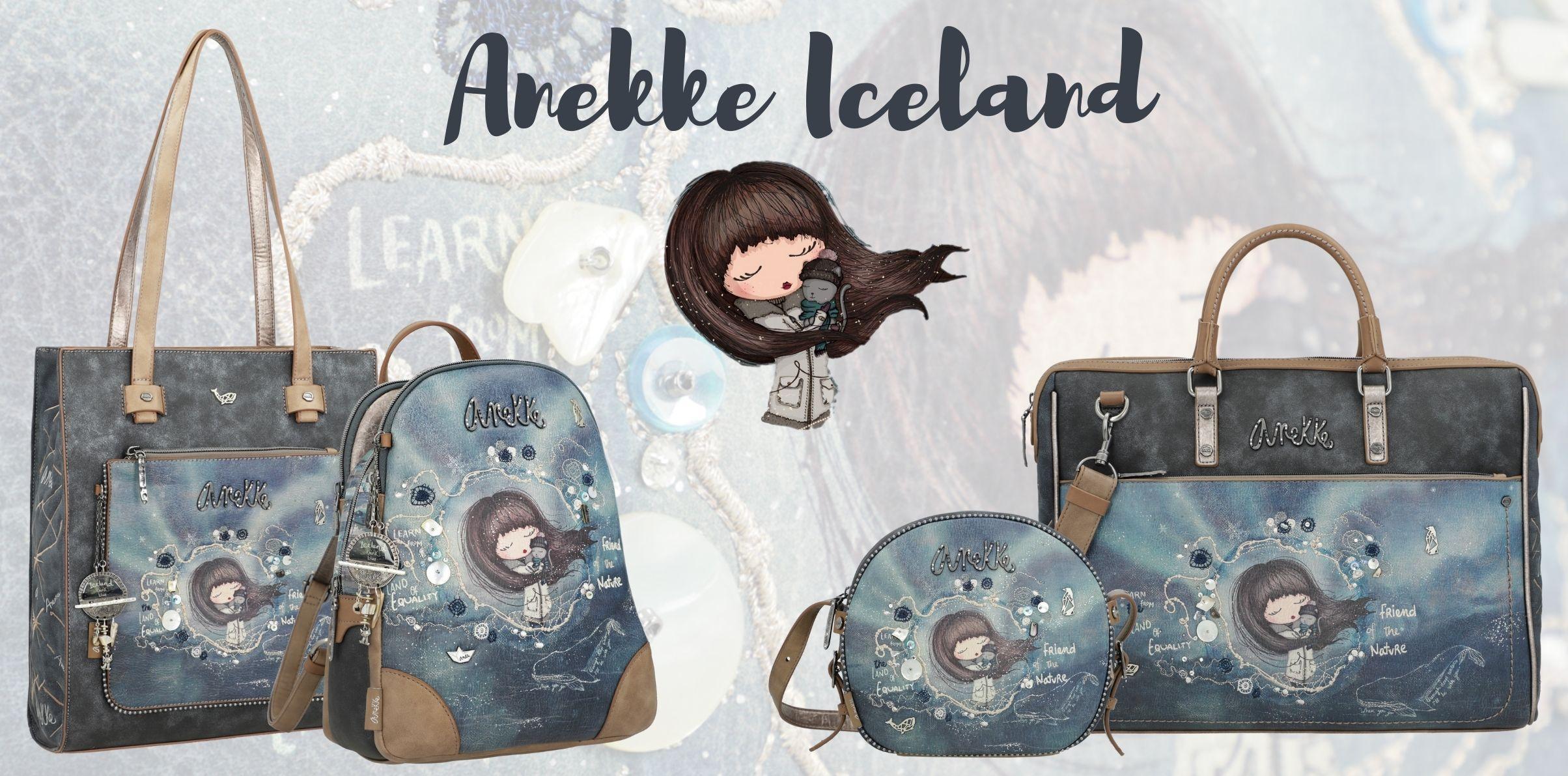 Anekke Iceland